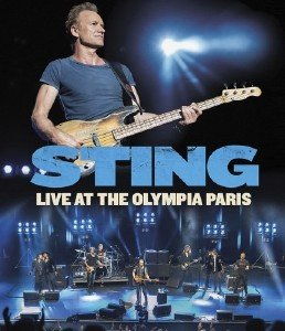 Sting - Live At The Olympia Paris (2017) [Blu-ray]