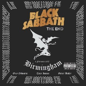 Black Sabbath - The End - Live In Birmingham (2017) [Blu-ray]