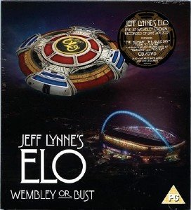 Jeff Lynne's ELO - Wembley Or Bust (2017) [BDRip 1080p]