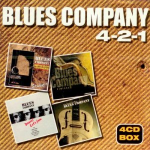 Blues Company - 4-2-1 (2013)