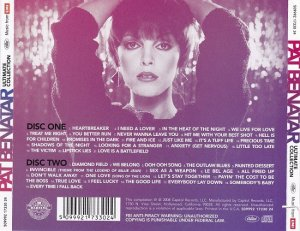 Pat Benatar - Ultimate Collection (2008)