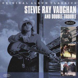 Stevie Ray Vaughan and Double Trouble - Original Album Classics (2013)