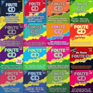 VA - Foute CD Van Q-Music - Collection (2005-2013)