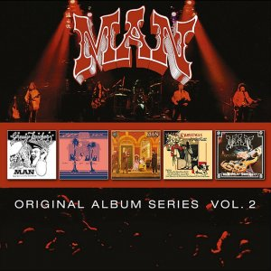 Man - Original Album Series Vol. 2 [5CD Box Set] (2016)
