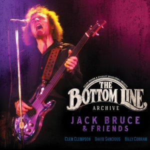 Jack Bruce & Friends - The Bottom Line Archive (2017) (HDtracks)
