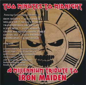 VA - Two Minutes To Midnight: A Millennium Tribute To Iron Maiden (2013)