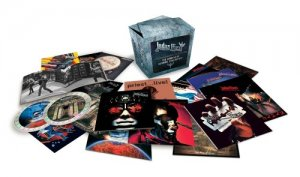Judas Priest - The Complete Albums Collection (19 CDs, 2012)
