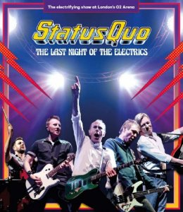 Status Quo - The Last Night Of The Electrics (2017) [DVD9]