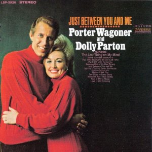 Porter Wagoner and Dolly Parton - Just Between You and Me (1968) [2017] [HDtracks]