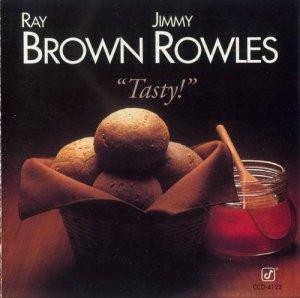 Ray Brown, Jimmy Rowles - Tasty (1980)