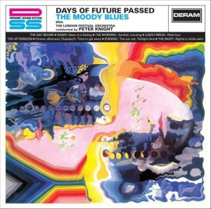 The Moody Blues - Days Of Future Passed (50th Anniversary Deluxe Edition) (1967) [2017] [HDtracks]