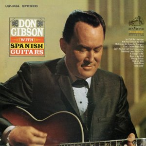 Don Gibson - Don Gibson With Spanish Guitars (2016) [Hi-Res]