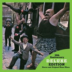 The Doors - Strange Days (50th Anniversary Expanded Edition) [Remastered] (2017) [Hi-Res]