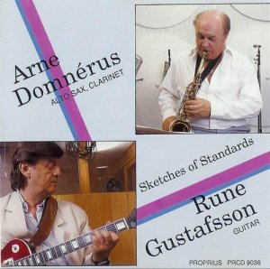 Arne Domnerus & Rune Gustafsson - Sketches of Standards (1991)