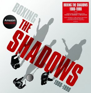 The Shadows - Boxing The Shadows 1980-1990 [11CD Box Set] (2017)