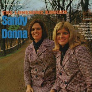 The Lonesome Rhodes - Sandy & Donna (1967) [2017] [HDtracks]