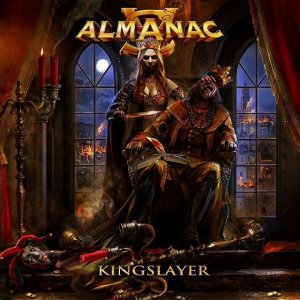 Almanac - Kingslayer (2017) [HDTracks]