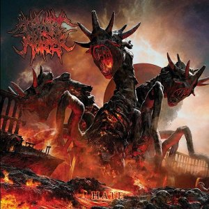 Thy Art Is Murder - Hate (2013)