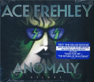 Ace Frehley (ex KISS) - Anomaly (Deluxe Edition) (2009) [2017]