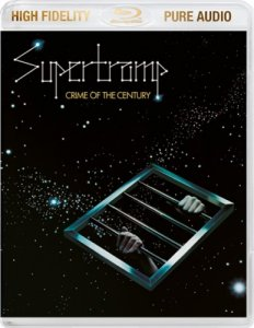 Supertramp - Crime Of The Century (2014) [Blu-Ray Audio]