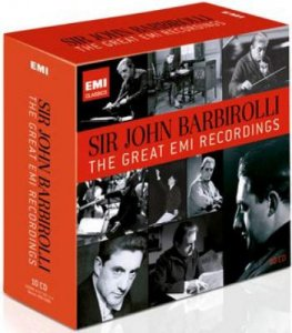 Sir John Barbirolli - The Great EMI Recordings [10CD] (2010)