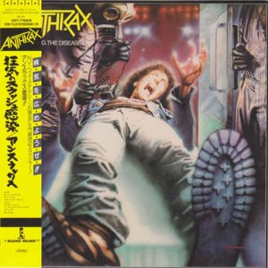 Anthrax - Spreading The Disease [30th Anniversary Deluxe Edition] (1985) [2016]