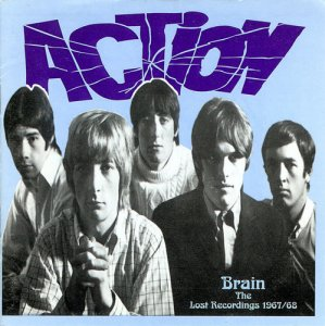 The Action - Brain - The Lost Recordings 1967-1968 (1995)