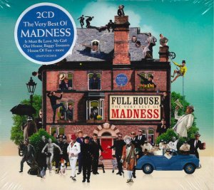 Madness - Full House: The Very Best Of Madness (2CD) (2017)
