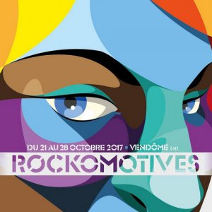 VA - Rockomotives (2017)