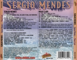 Sergio Mendes - Sergio Mendes / Magic Lady (2005)