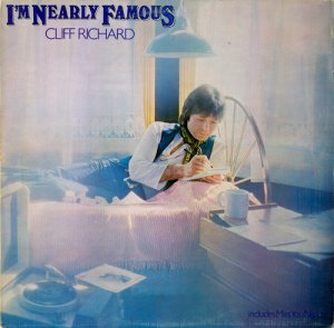 Cliff Richard - I'm Nearly Famous (LP) (1976)