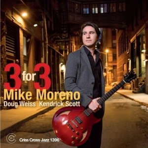 Mike Moreno - 3 For 3 (2017)