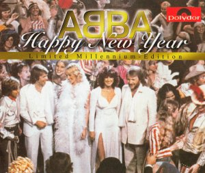 Abba - Happy New Year (Millennium-Edition) (Single) (1999)
