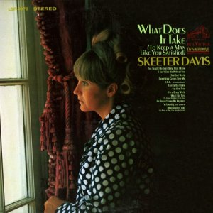 Skeeter Davis - What Does It Take (To Keep A Man Like You Satisfied) (2017) [Hi-Res]