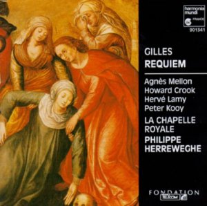 Philippe Herreweghe & La Chapelle Royale - Jean Gilles: Requiem; Diligam Te Domine (2002)