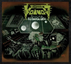 Voivod - Killing Technology (2017) [DVD9]
