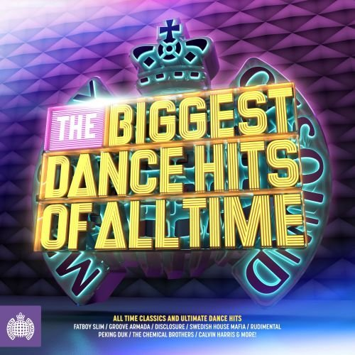Fitness Dvd Ministry Of Sound: Ministry Of Sound: The Biggest Dance Hits Of All Time