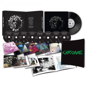 Chrome - Chrome Box Revisited [8CD & Vinyl Limited Edition] (2016)