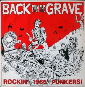 VA - Back From The Grave - Volume Collection (1996)