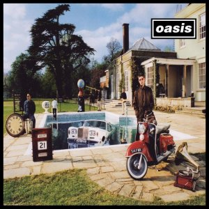 Oasis - Be Here Now (Remastered) (2016) [Hi-Res]