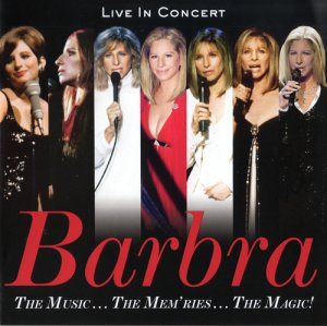 Barbra Streisand - The Music...The Mem'ries...The Magic! (2017)