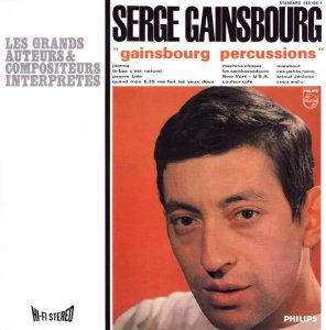 Serge Gainsbourg - Gainsbourg Percussions (1964) [2015] [HDtracks]