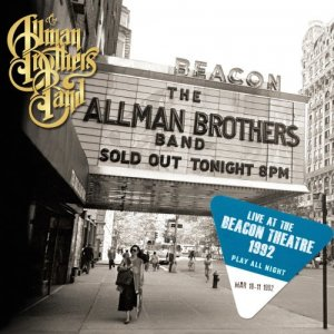 The Allman Brothers Band - Play All Night: Live At The Beacon Theatre 1992 (2014) [HDtracks]