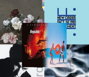 New Order - The Collection 1981-1993 (2016 Remastered)