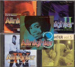 VA - Allnighter Volume 1-5 (2000-2004)