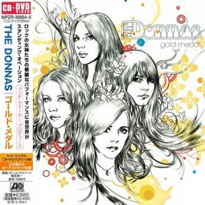 The Donnas - Gold Medal (Japan Edition) (2004)