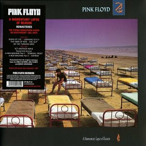 Pink Floyd - A Momentary Lapse Of Reason [LP] (2016)