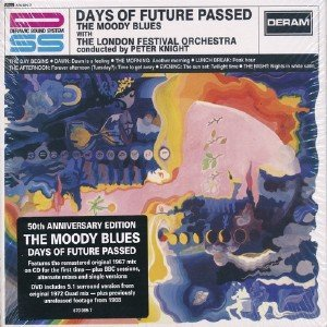 The Moody Blues - Days Of Future Passed [50th Anniversary Edition] (2017) [DVD9]