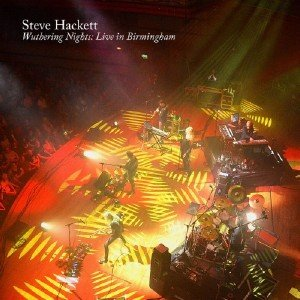 Steve Hackett - Wuthering Nights -  Live in Birmingham (2018) [Blu-ray]
