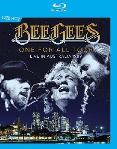 Bee Gees - One for All Tour -  Live in Australia 1989 (2018) [Blu-ray]